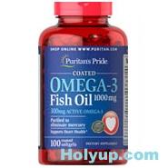 DHA Omega3 去味深海魚油