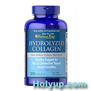 Hydrolyzed Collagen 水解膠原蛋白