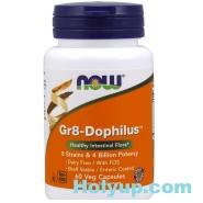 Gr8-Dophilus 八益菌雙層植物膠囊 專利益生菌