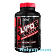 LIPO 6 BLACK 黑色熾天使極限燃脂劑
