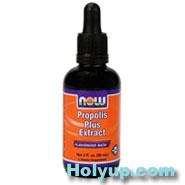 【NOW 健而婷】Propolis Plus Extract 蜂膠精華液 60ml