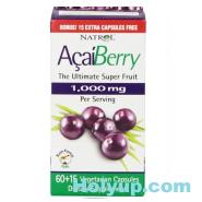 【NATROL】Acai 巴西莓萃取
