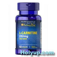 【PURITAN'S PRIDE 普瑞登】L-CARNITINE 左旋肉鹼 500mg