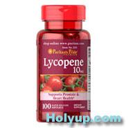 【PURITAN'S PRIDE 普瑞登】Lycopene 番茄紅素萃取
