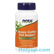 【NOW 健而婷】Green Coffee Bean Extract 綠咖啡豆萃取物