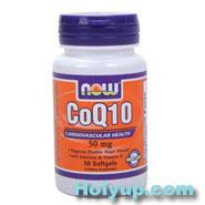 【NOW 健而婷】CoQ10 輔酵素Q10