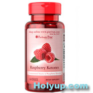 【PURITAN'S PRIDE 普瑞登】Raspberry Ketones 覆盆子酮萃取
